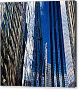 Dallas Reflections Acrylic Print