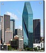 Dallas Texas Acrylic Print