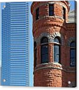 Dallas West End Old Red Museum Acrylic Print