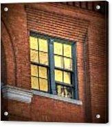 Dallas Window Acrylic Print