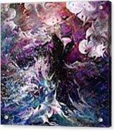 Dance In The Seas Acrylic Print