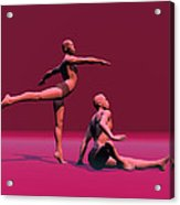 Dance Of Atonement Acrylic Print