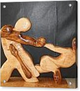 Dance Of Escape Acrylic Print