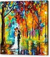 Dance Of Love Acrylic Print