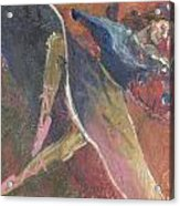 'dance Over Me' Acrylic Print