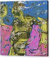 Dance Solo Acrylic Print