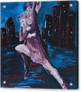 Dance The Night Away Acrylic Print