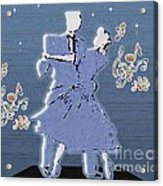 Dance To The Musicc Acrylic Print
