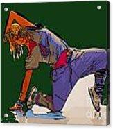Dancer 26 Acrylic Print