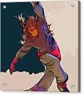 Dancer 35 Acrylic Print