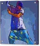 Dancer 47 Acrylic Print