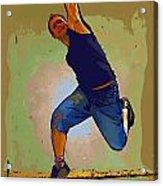 Dancer 50 Acrylic Print