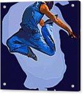 Dancer 56 Acrylic Print
