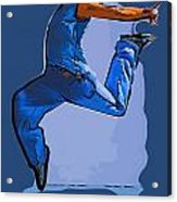 Dancer 59 Acrylic Print