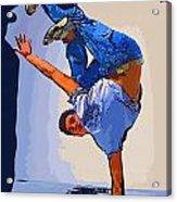 Dancer 60 Acrylic Print