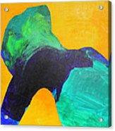 Dancer Acrylic Print