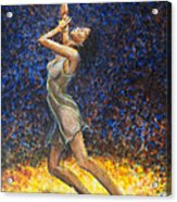 Dancer X Acrylic Print