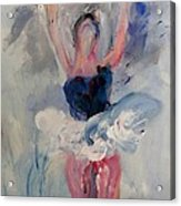 Dancers 132 Acrylic Print
