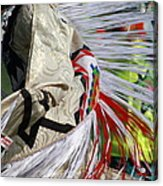 Dancing For The Ancestors Acrylic Print