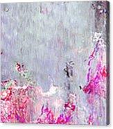 Dancing In The Rain - Abstract Art Acrylic Print