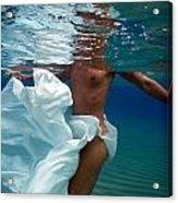 Dancing In The Sea Acrylic Print