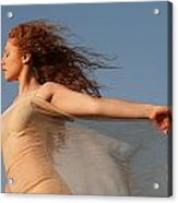 Dancing On The Wind Acrylic Print