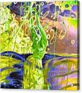 Dancing The Spirit Of Springtime Acrylic Print
