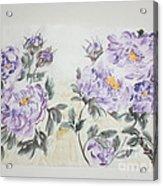 Dancing1020-1 Acrylic Print