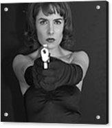 Dangerous Woman 3 Acrylic Print