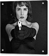 Dangerous Woman I Acrylic Print
