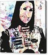 Danica 10 Acrylic Print
