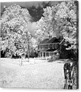 Daniel Boone Homestead Acrylic Print