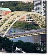 Daniel Carter Beard Bridge Cincinnati Ohio Acrylic Print