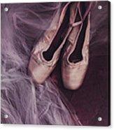 Danse Classique Acrylic Print by Priska Wettstein