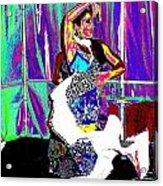 Danseuse  Acrylic Print