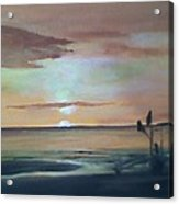 Dapitan Sunset Acrylic Print