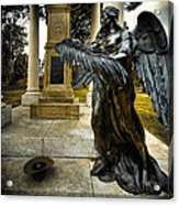 Dark Angel Acrylic Print