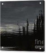 Dark Forest Dreams Acrylic Print