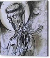 Dark Lord Acrylic Print