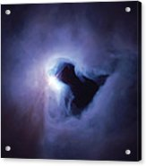 Dark Nebula Cloud  Acrylic Print