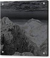 Dark Planet Acrylic Print