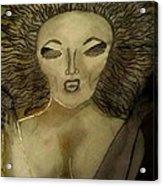 Dark Queen Acrylic Print