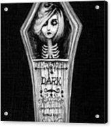 Dark Acrylic Print