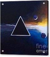 Dark Side Of The Moon - Pink Floyd Acrylic Print
