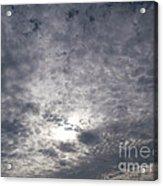Dark Skyline Acrylic Print
