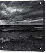 Dark Times Acrylic Print