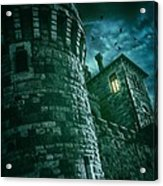 Dark Tower Acrylic Print