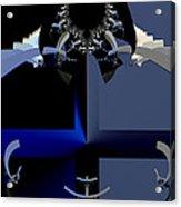 Dark Wings Acrylic Print
