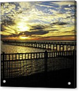 Darkness And Light Acrylic Print