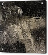 Darkness Happens Acrylic Print